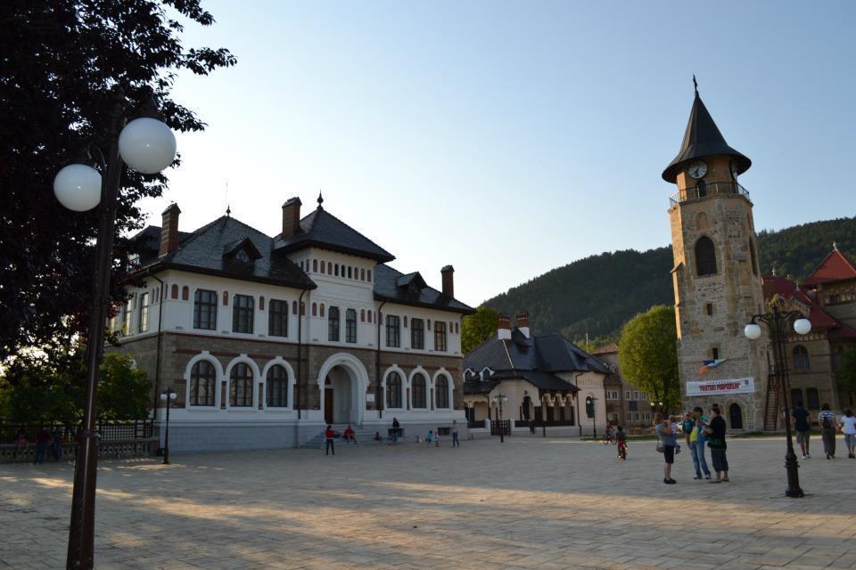 Turnul lui Stefan cel Mare si Muzeul