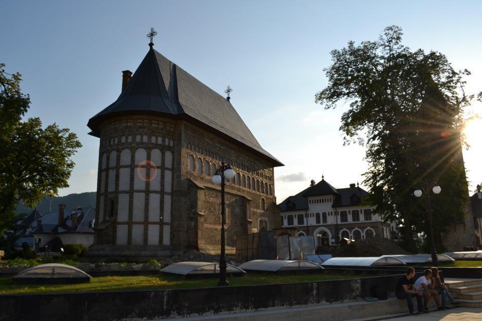 Biserica Sf. Ioan Domnesc (1498)